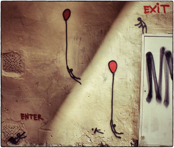 Inserisci/uscita ||||| Enter/Exit