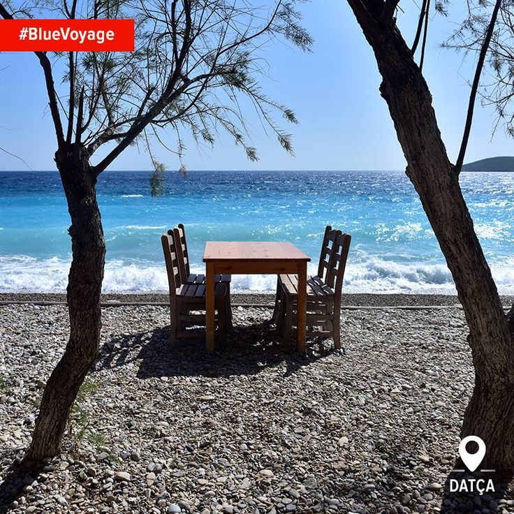 Fancy a stopoff for lunch in Palamutbükü on your #BlueVoyage? #HomeOf #Datca