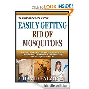 189 best images about no pests please diy recipes Ways to get rid of mosquitoes in your house