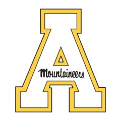 NCAA collegiate sports merchandise, gifts and gear for the super fan of the Appalachian State Mountaineers offered by Team Sports.