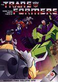 Transformers: Season 2, Vol. 1 [4 Discs] [DVD], 26278520