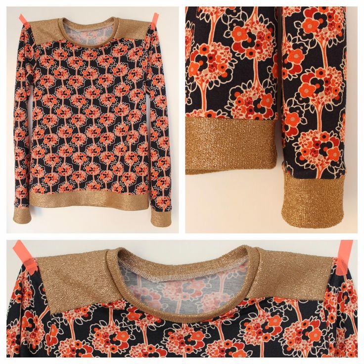 Leather sweater van LMV voor jong en oud