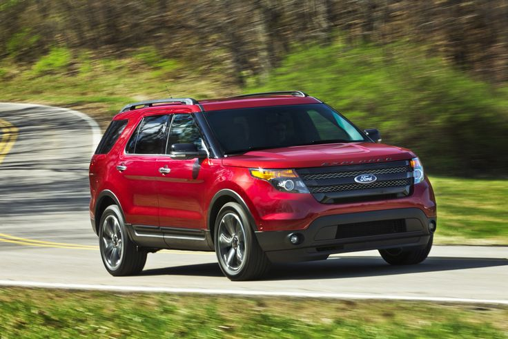 Lifted Ford Trucls Ford explorer, Ford explorer sport