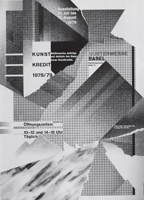 Swiss Punk Typography by Wolfgang Weingart