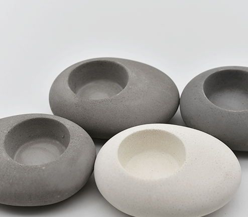 Molde de silicone argila Concreto Paralelepípedos castiçal forma silicone moldes de concreto candle holder artesanato em casa decorações em   de   no AliExpress.com | Alibaba Group