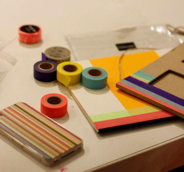 masté pocket washi tape