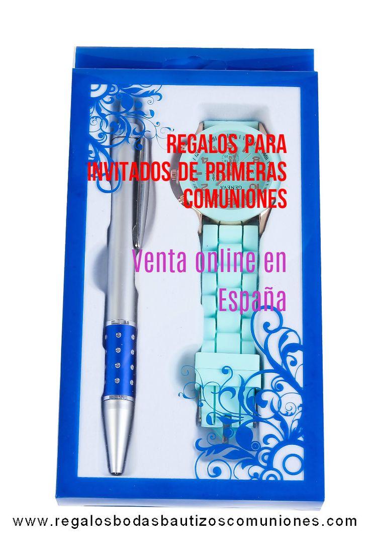 Compra de #Regalos para #Comuniones en España