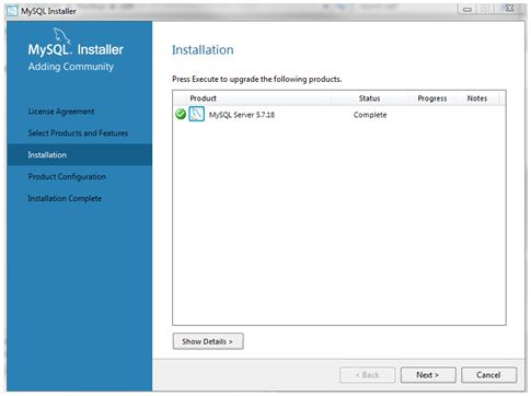 Mysql-installer-community-5.7.18.1 installation on Windows step by step – Magazie