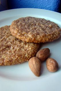 Nourished and Nurtured: Chewy Cinnamon Almond Cookies (gluten- and grain-free)