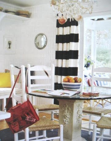 Beach Cottage Style Decorating Via Magazine