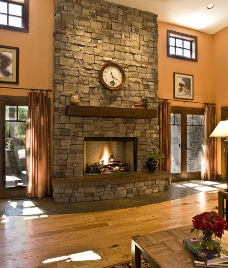 Pics Of Family Rooms: 1000+ Ideas About Family Room Fireplace On Pinterest