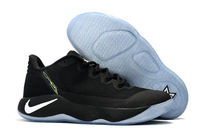 Nike Zoom PG 2 Cool Nike PG 2 Black White Basketball Shoe For Big Discount