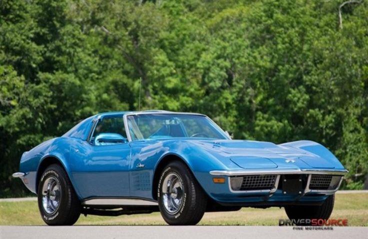 1000 images about 68 72 corvettes c3 on pinterest chevy auction and corvette convertible. Black Bedroom Furniture Sets. Home Design Ideas