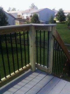 Best 17 Best Images About Porch Railings On Pinterest Railing 400 x 300