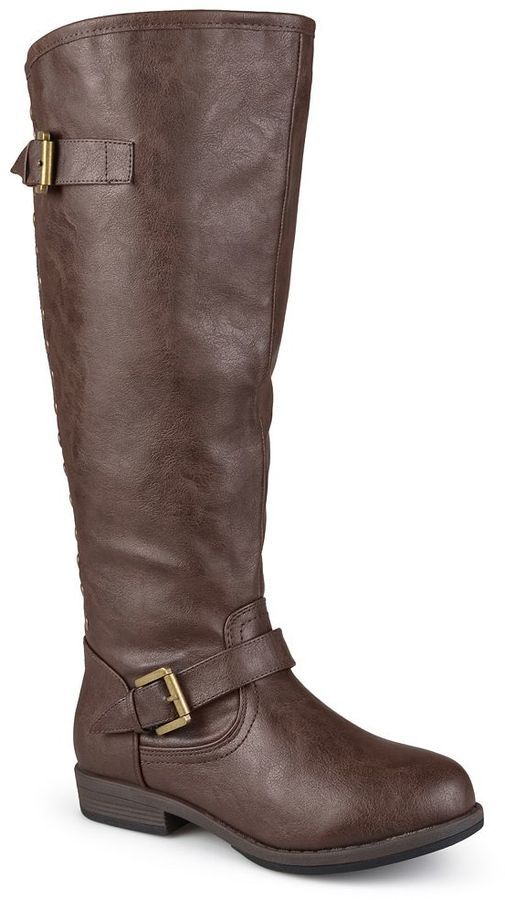 Plus Size Extra Wide Calf Boots - Wide Calf Boots