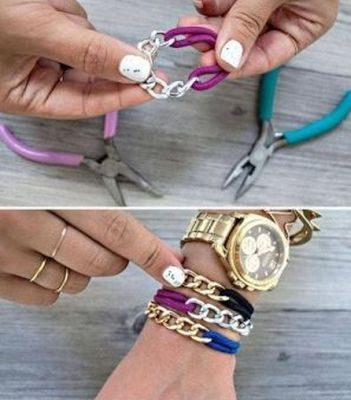 {Gift Guide} DIY Accessories For The Ladies