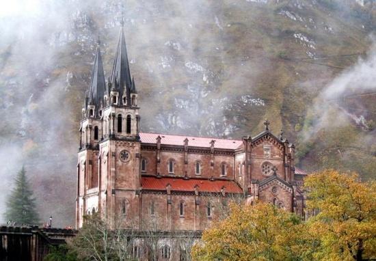 Covadonga - Cangas de Onis, Asturias.