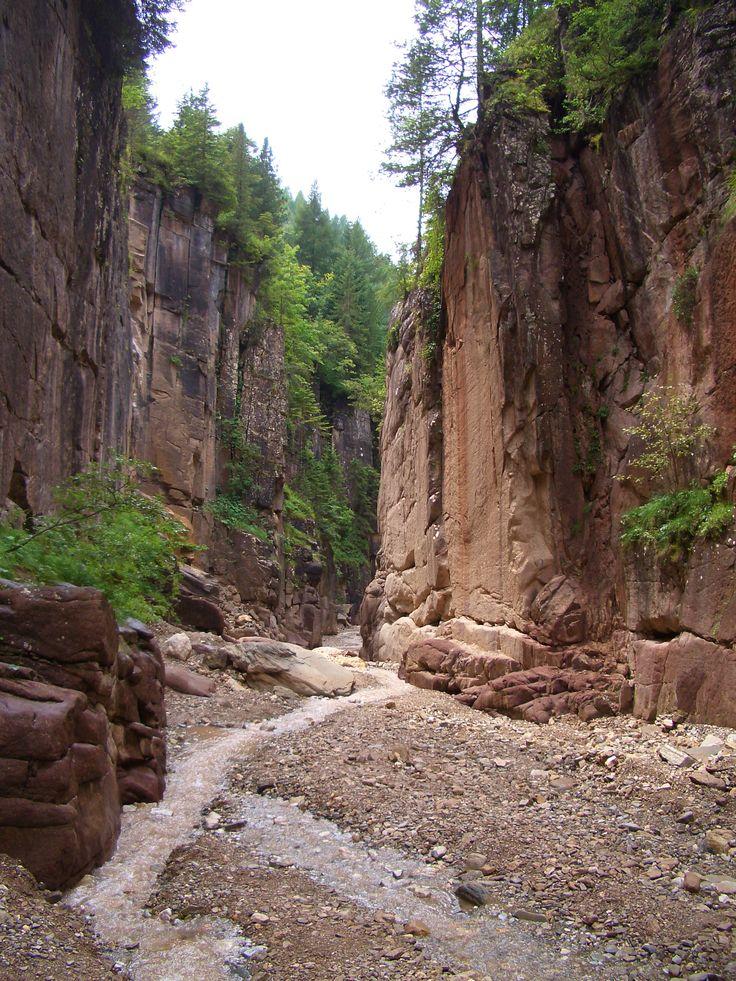 GEOPARC Bletterbach - UNESCO World Heritage Dolomites