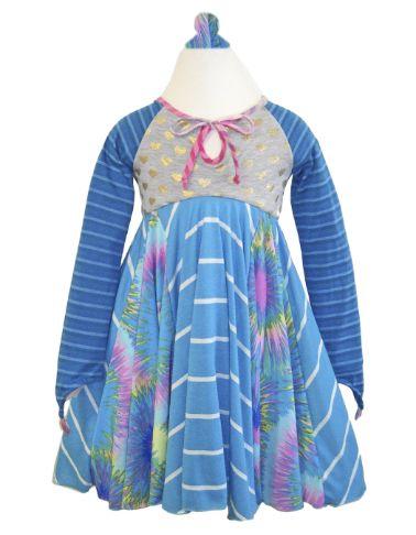 Long sleeve girls dresses done the TwirlyGirl way.  Lots of twirl.  Plenty of comfort.  A crazy amount of style!  $80 #long-sleeve-girls-dresses http://www.twirlygirlshop.com/fancy-dresses-for-girls