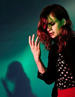 Christine and the Queens by Antonin Guidicci