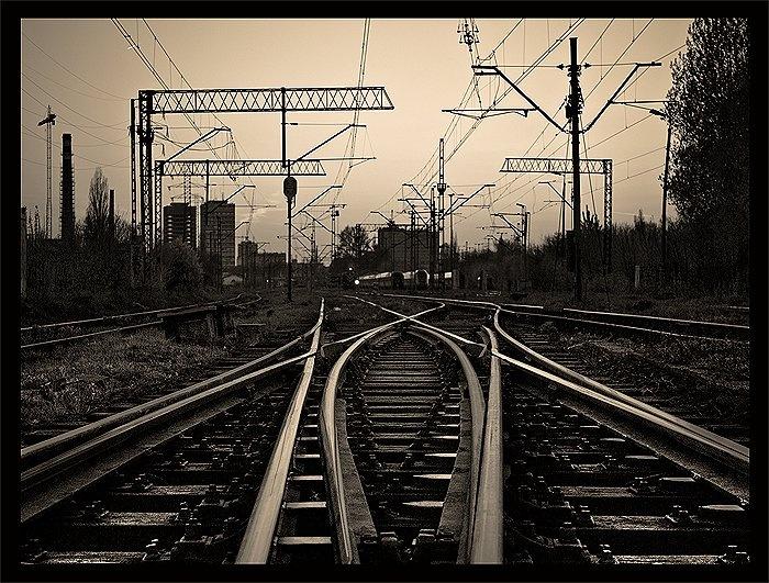 Okolice dworca Łódź-Fabryczna #lodz