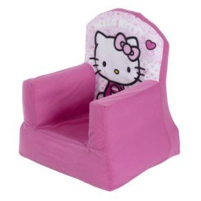 Barnmöbler - Disney - Hello Kitty Fåtölj