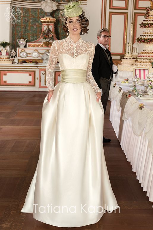 Lady of Quality – Tatiana Kaplun Bridal 2016 Collection