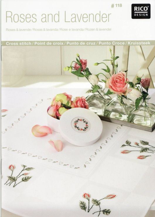 Gallery.ru / Фото #1 - Розы и лаванда - Mosca
