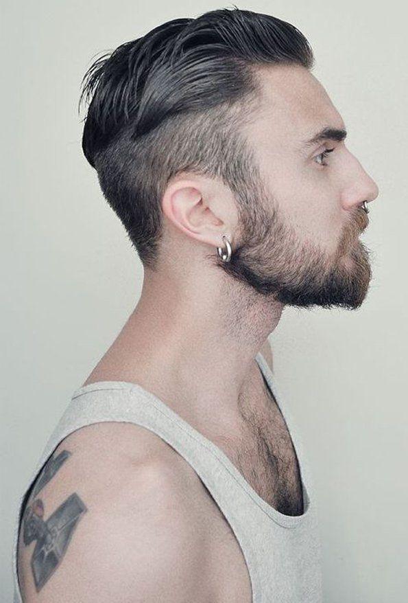 Descubre los cortes de pelo de caballero que te pueden hacer más atractivos.  #cortes #pelo #caballero #hombre #estilo #belleza