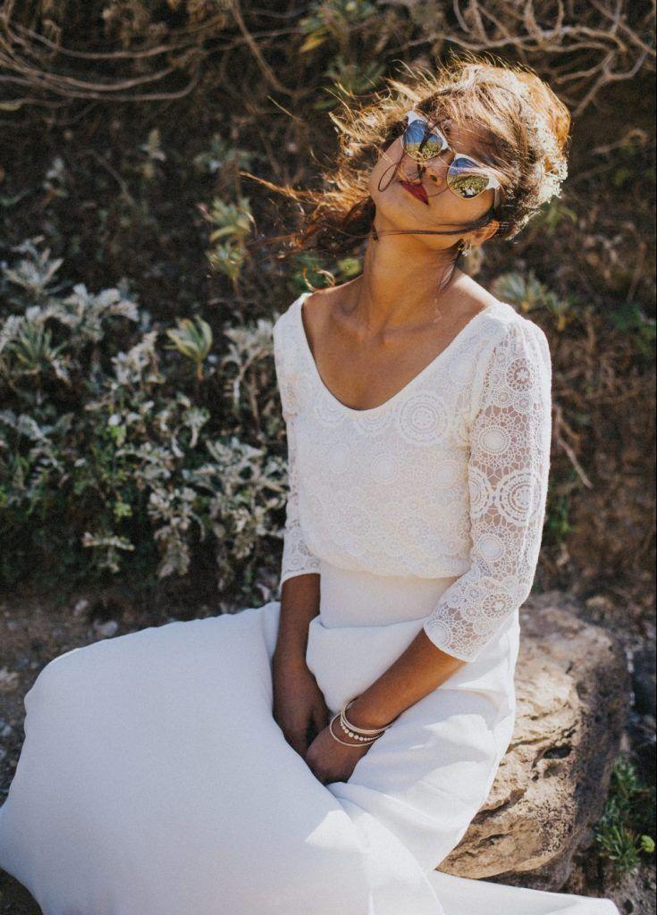 Collection robe de mariée 2017 - Vanda Outh-Création de robes de mariée sur mesure