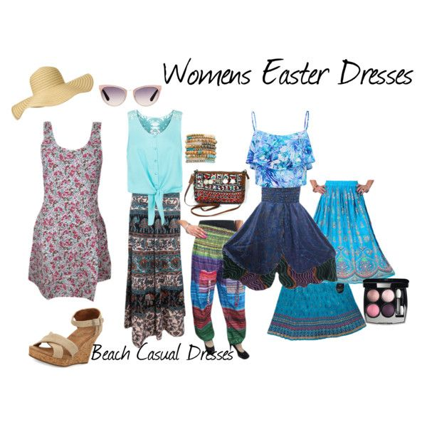 Womens Easter Dresses by mogulinteriordesigns on Polyvore featuring Forever New, Monsoon, TOMS, Lacey Ryan, Tom Ford and Chanel