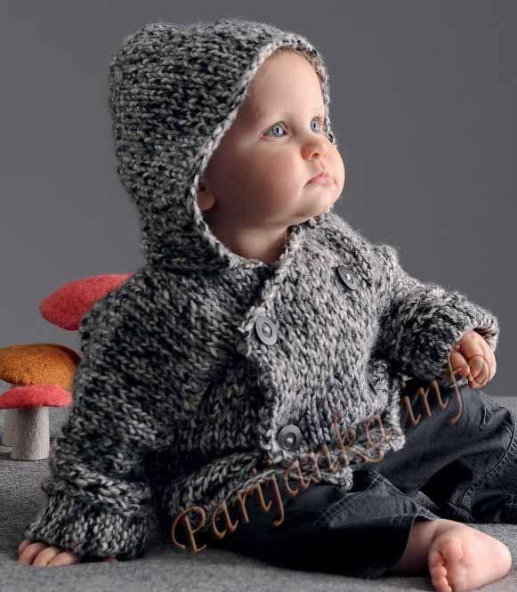Курточка (д) 01*78 Phildar № 3097