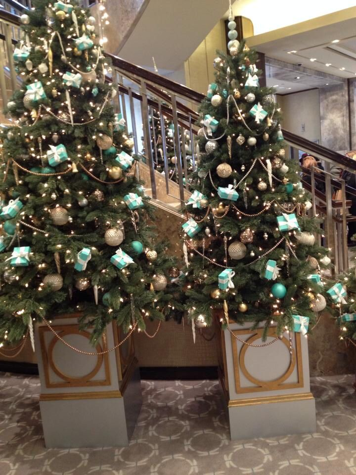 Tiffany And Co Christmas Ornaments Part - 28: Tiffany U0026 Co During Christmas Time In NYC??