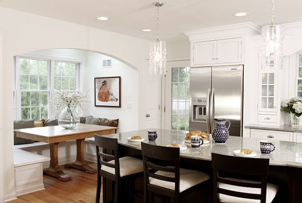 best 25 breakfast nook furniture ideas on pinterest corner dining nook breakfast nook bench. Black Bedroom Furniture Sets. Home Design Ideas