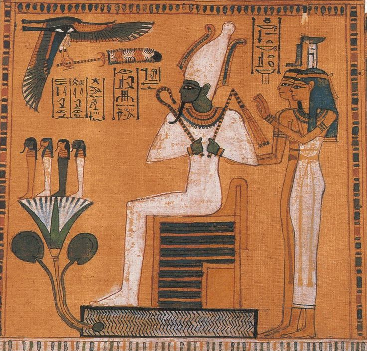 Osiris Egyptian Goddess | Osiris Rex Occult Meaning | Merovee