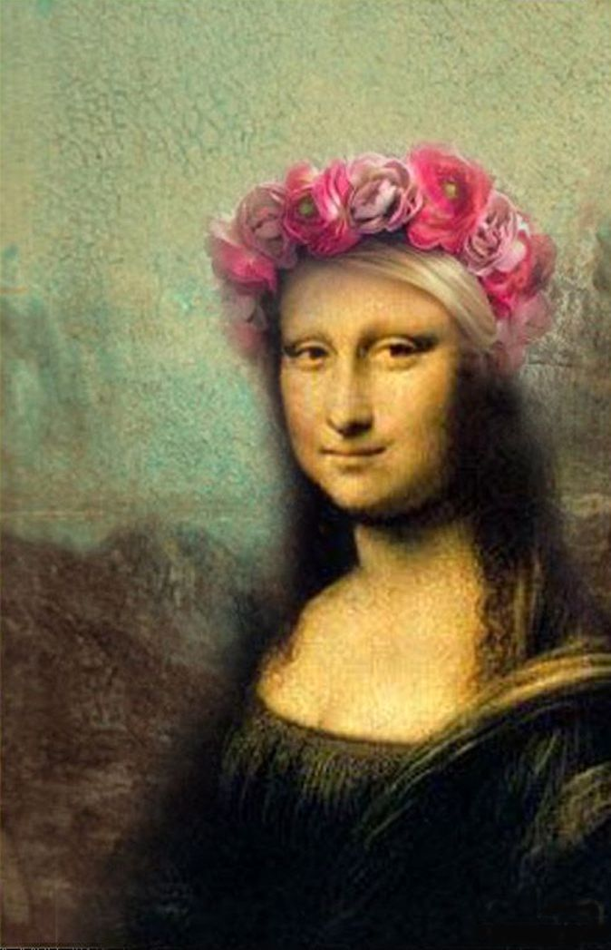 Pin By Robin Schmidt On La Gioconda Artwork Mona Lisa Painting