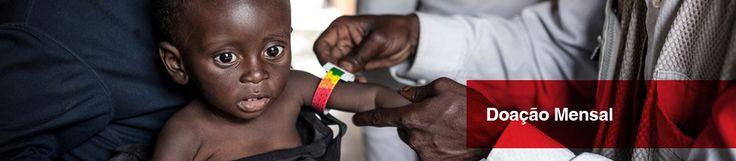 Seja um Doador Sem Fronteiras | Médicos Sem Fronteiras