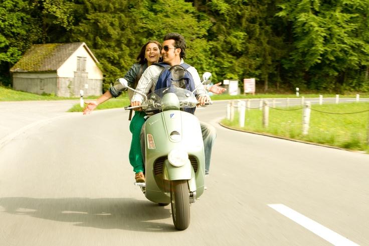Raj & Mahi (Bachna Ae Haseeno)