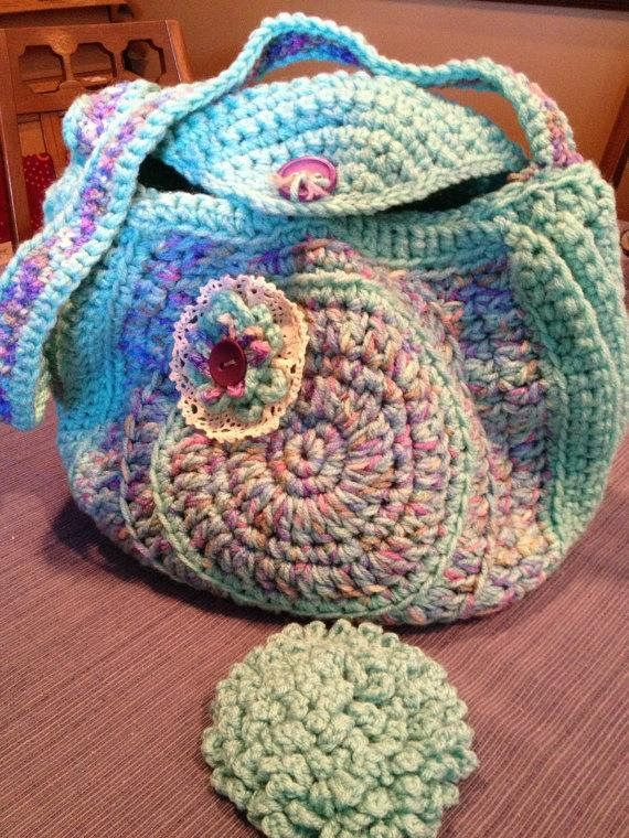 Check out this item in my Etsy shop https://www.etsy.com/ca/listing/566416452/handmade-crochet-circle-mercedes-handbag