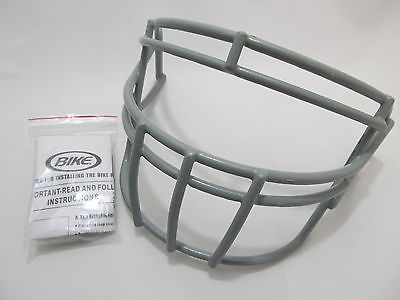Youth Football Face Mask Assembly for Bike Helmets 2061 DW-1 OPO Grey NEW3  UPC - 032957840712