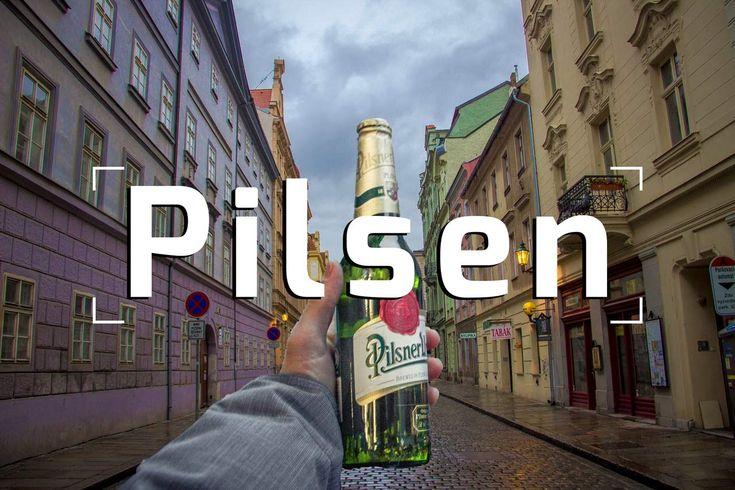 Pislen - Home of Pilsner Urquell beer - Trave Guide Video