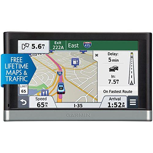 PRODUCT DETAILS : Garmin Nuvi 2598LMTHD Advanced Series 5 GPS Navigation System with Bluetooth (Certified Refurbished)This Certified Refurbished product is tested & certified by Garmin to work like-new. The product [ ]