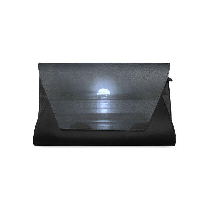 Moony Sunset Clutch Bag (Model 1630)