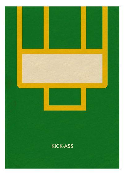 Kick-Ass Art Print