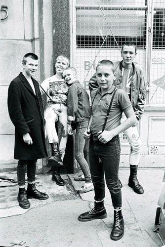 #skinhead #UK #docs