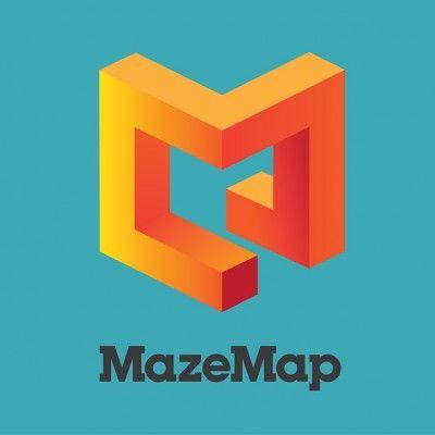 Logo Mazemap - Klipp og Lim  #logo #mazemap #optical