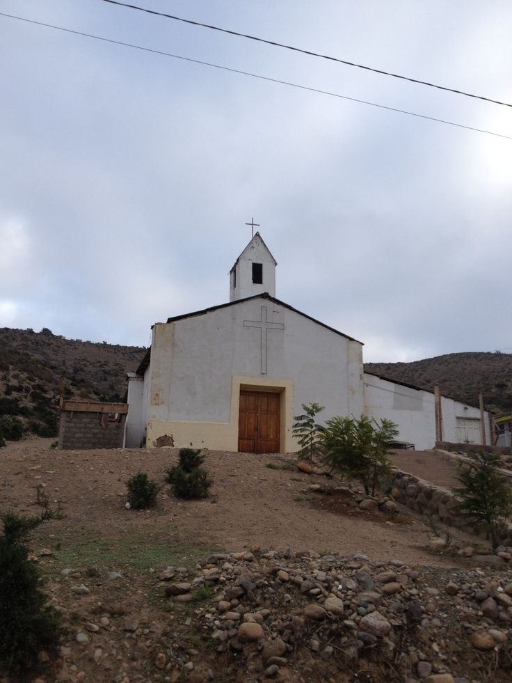 Iglesia de San Julian, Ovalle, Chile
