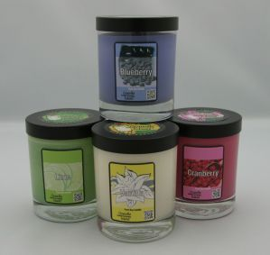 Granville Island Candle Company -  A manufacturer and wholesale distributor of fine soy candles and candle making supplies.