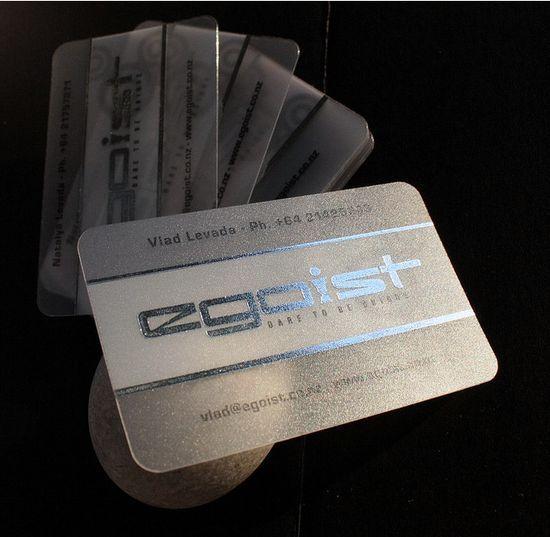 63 best 60 distinctive plastic business cards to make a memorable transparent plastic business cards hot foil silver colourmoves