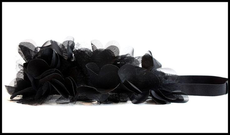 """Bandeau """"Sébaste"""" noir"""
